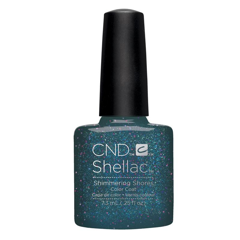 Shellac CND UV Polish Shimmering Shores 7.3 ml