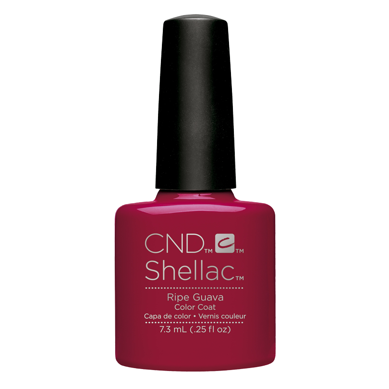 Shellac CND UV Polish Ripe Guava 7.3 ml