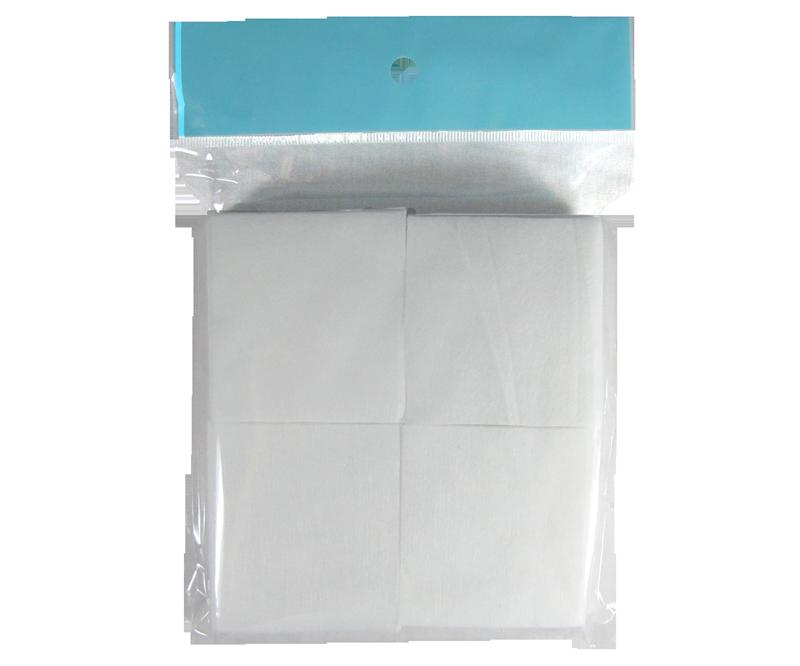 Nails Wipe Lint Free 2x2 Pack 200 (W)
