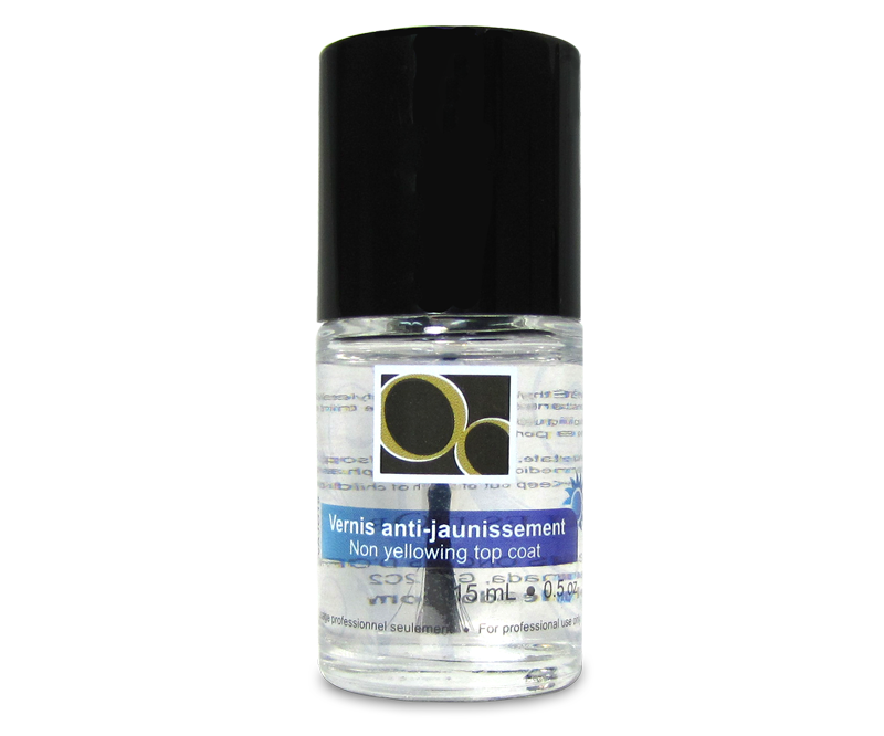 Non Yellowing Top Coat - Ongles d'Or 15 ml