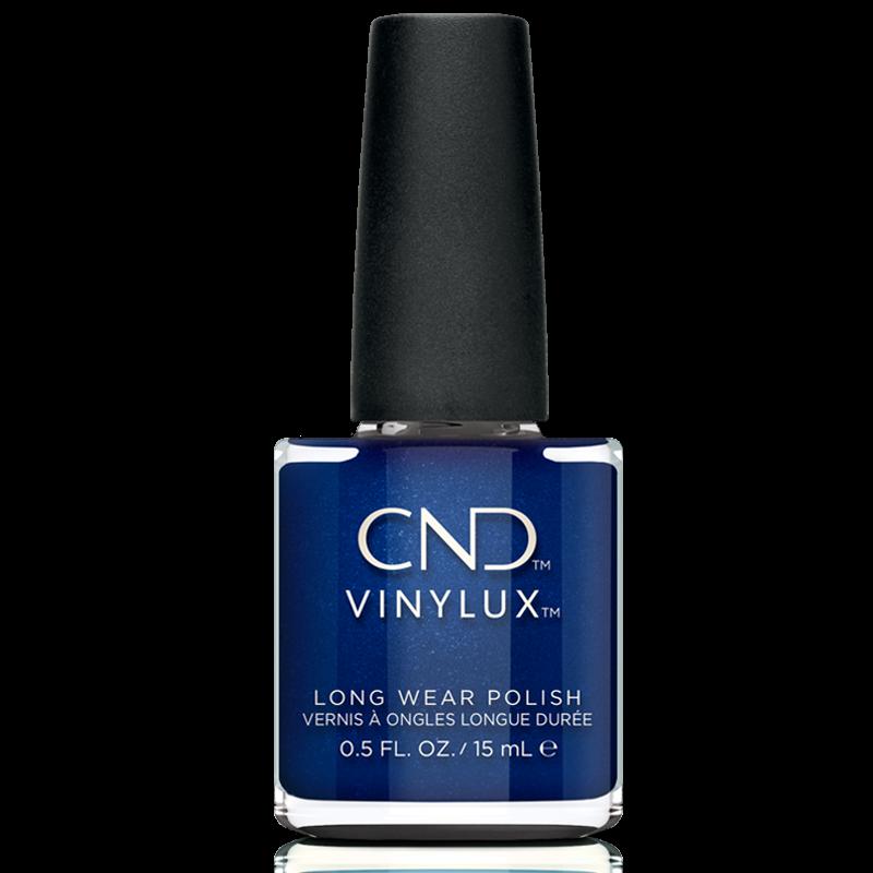 Vinylux CND Nail Polish 332 Sassy Sapphire 15 mL
