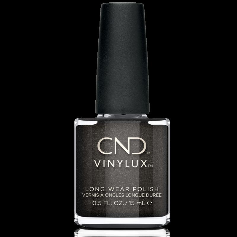 Vinylux CND Nail Polish 334 Powerful Hematite 15 mL