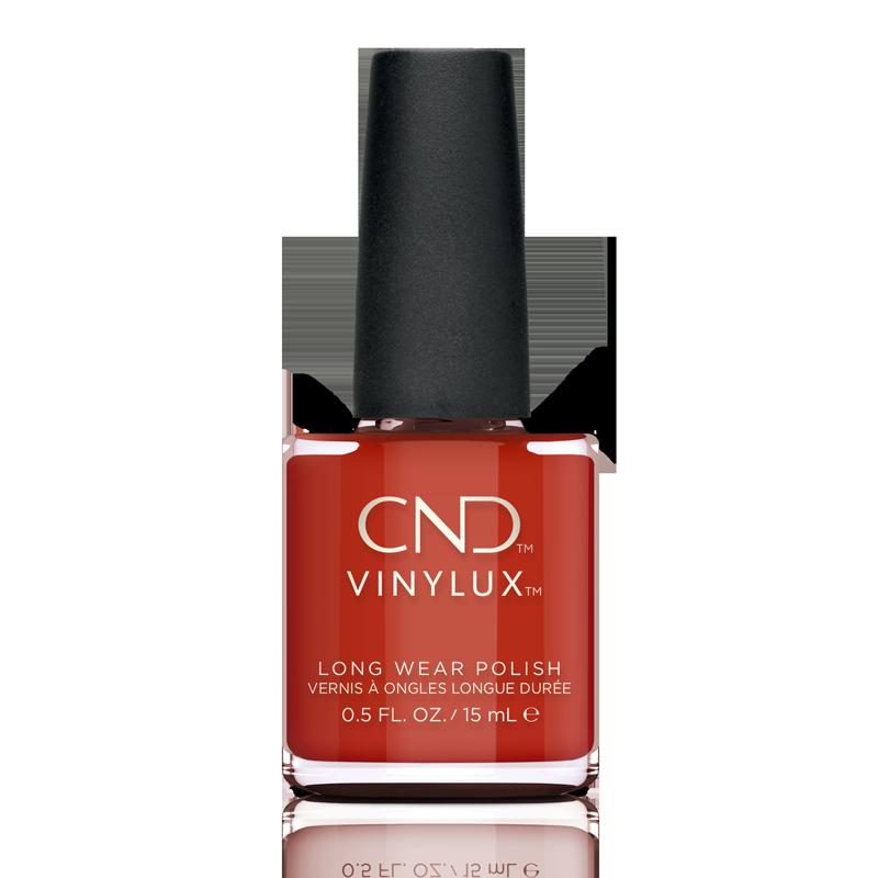 Vinylux CND Nail Polish #353 Hot or Knot 15mL