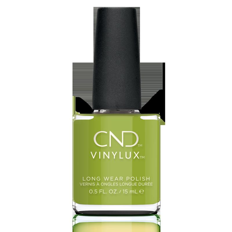 Vinylux CND Nail Polish #363 Crisp Green 15mL