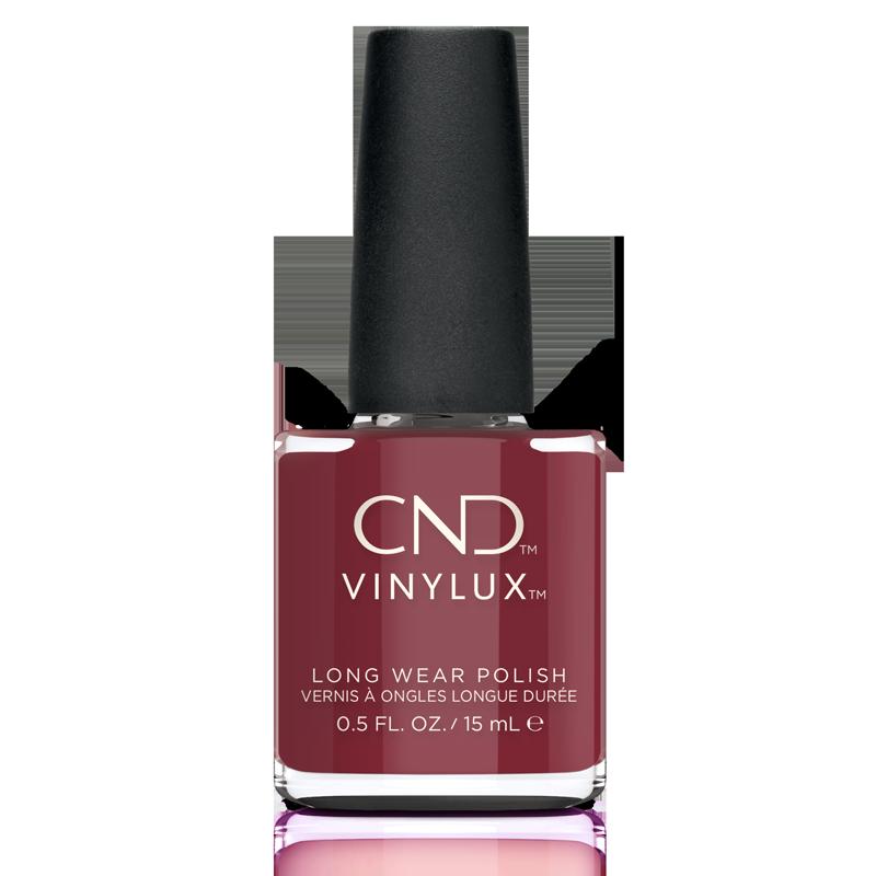 Vinylux CND Nail Polish #362 Cherry Apple 15mL