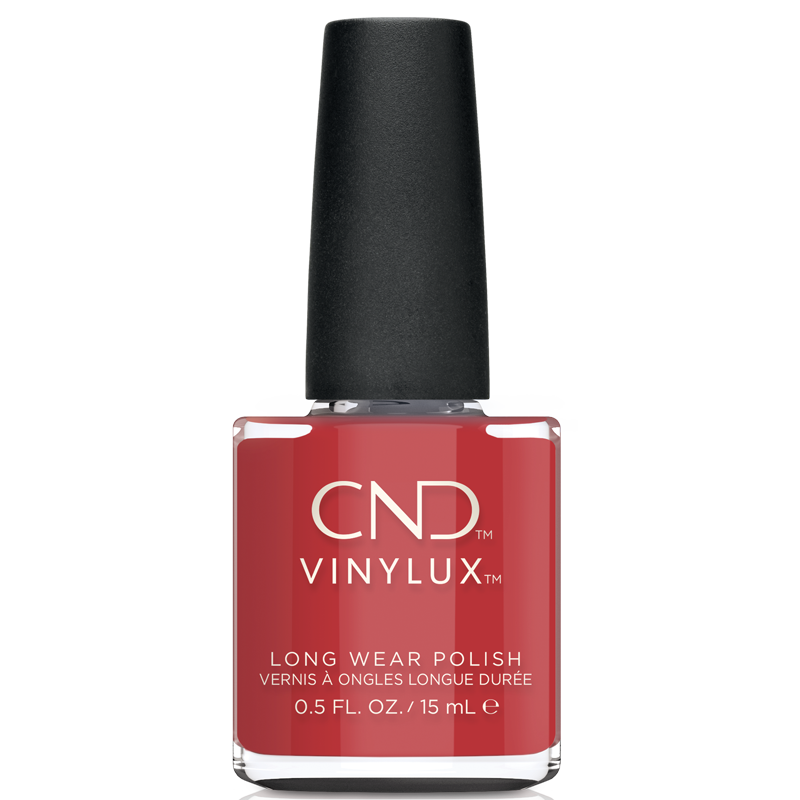 Vinylux CND Nail Polish #385 Soft Flame 15mL