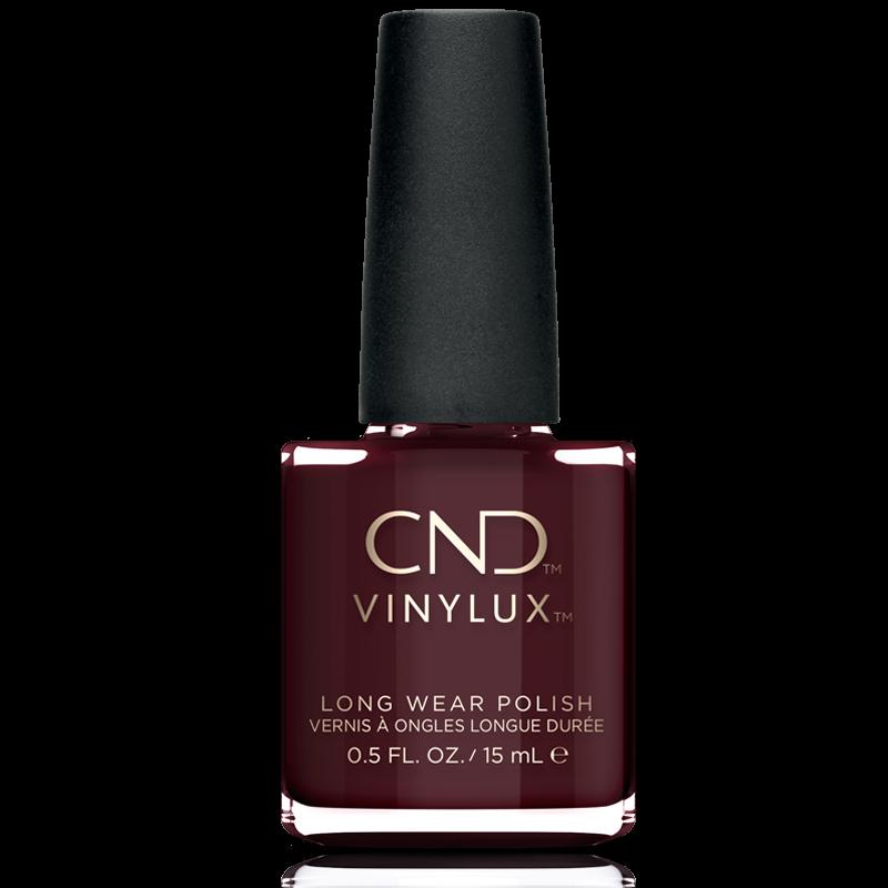 Vinylux CND Nail Polish 304 Black Cherry 7,3mL