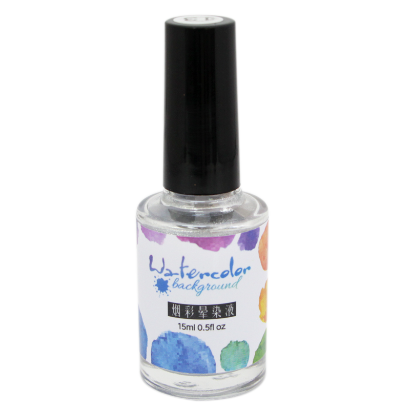 Watercolor Background Ink 15mL - Silver 13