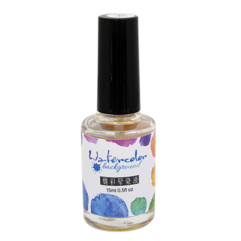 Watercolor Background Ink 15mL - Gold 14