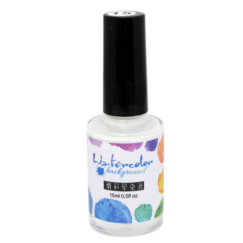 Watercolor Background Ink 15mL - White 15