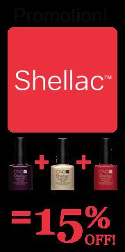 Shellac Promotion