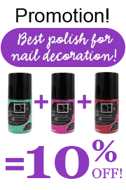 French Permanent Polish promo!